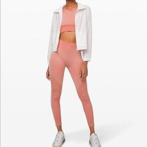 NWT LULULEMON 2 piece set leggings &sports bra top